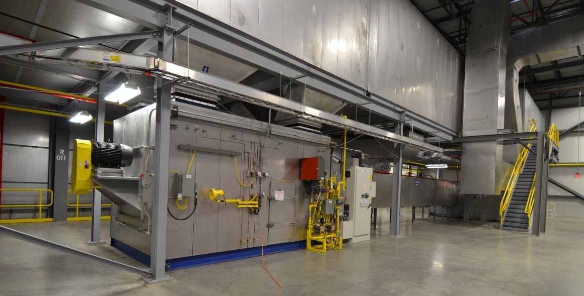 TKS Industrial: Paint Systems, Paint Booths, Industrial Ovens